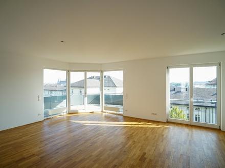 Helle 3-Zimmer Wohnung am Michelsberg mit zwei Balkonen