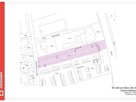 Baugrund für Wohnen und Gewerbe: Zell am Main - Wohnen vor den Toren Würzburgs