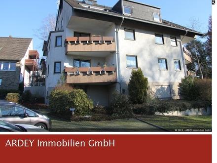 Helles 1 Zimmer Appartement mit Einbauküche, PKW Stellplatz und 2 Terrassen in bevorzugter Lage!