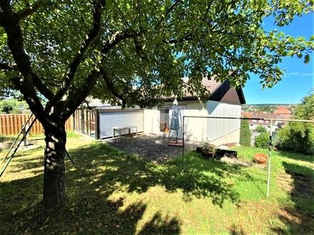 Schönes Einfamilienhaus mit Garten in ruhiger Lage von Ober-Ramstadt