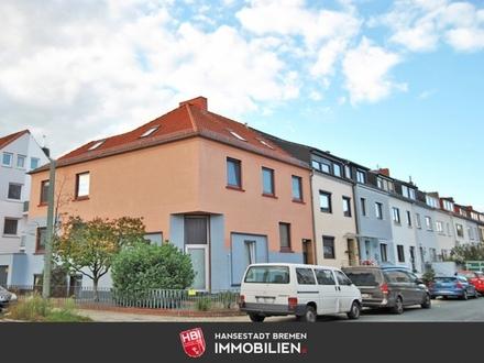 Findorff / Attraktive Kapitalanlage mit 6 Wohneinheiten und einer Garage