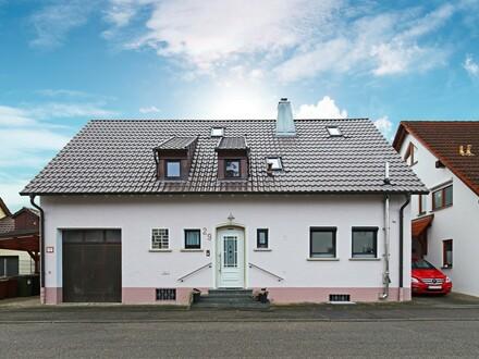 Ein- bis Zweifamilienhaus in ruhiger Lage