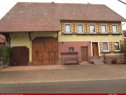 ***Schönes Bauernhaus - mit viel Platz und angelegtem Garten***