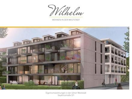 Modernes Wohnen! Hochwertige 3-Zimmer Maisonette Wohnung in attraktiver Citylage