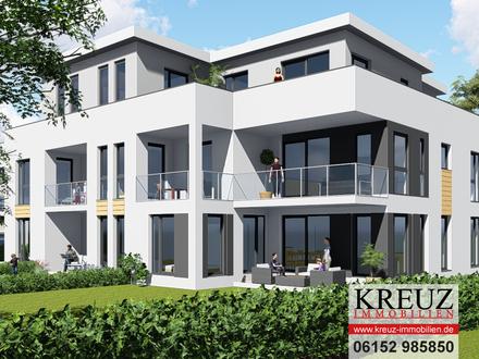 NEUBAU - helle moderne 4,5-Zimmer Penthousewohnung mit Dachterrasse