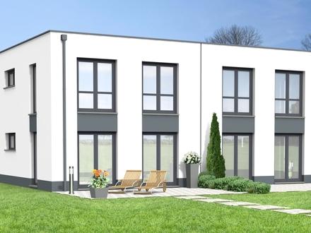 Gut Leben in Schaafheim - Doppelhaushälfte mit Keller