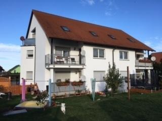 Zwei Mehrfamilienhäuser von 1996 im hervorragenden Zustand - eine sichere Geldanlage in Krisenzeiten!