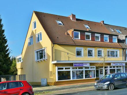 TT Immobilien bietet Ihnen: Große Maisonnette-Wohnung in WHV-Nord!