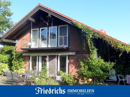 Nur zur Kapitalanlage! Komfort-Einfamilienhaus mit Garage in Edewecht / zentrale Wohngebietslage