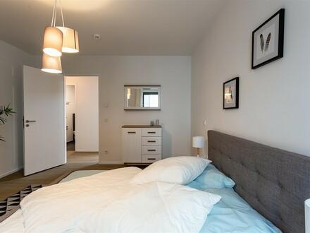Traumhafte 3-Zimmer-Wohnung mit 2 Balkonen, Wannenbad und Gäste-WC