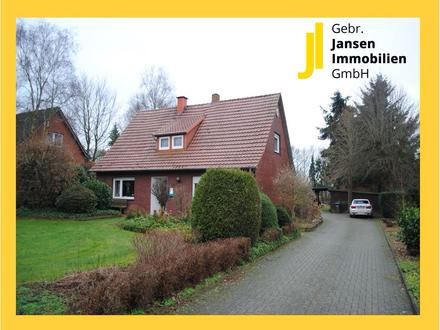 Landhaus in zentraler Randlage mit Gästehaus in Esterwegen!