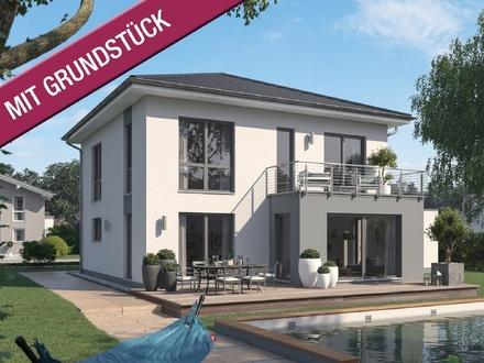 Moderne Stadtvilla für Ihr Wohnglück! (inkl. Grundstück & Baunebenkosten)
