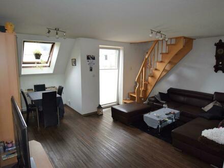 Im Zentrum von Emden! Maisonette-Eigentumswohnung mit Dachterrasse und Fahrstuhl!