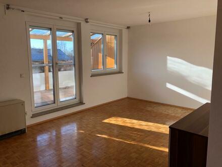 3 Zimmer Dachgeschosswohnung 83m2
