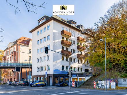 Großzügige 5-Zimmerwohnung in zentraler Lage am Marienplatz