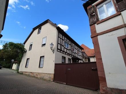 Flexibel nutzbares Haus-und Hofanwesen in Bad Bergzabern