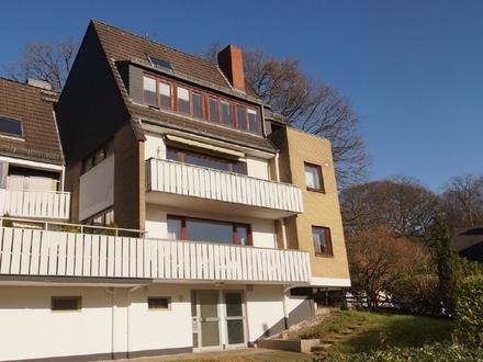 Geräumige 3- bis 4-Zimmer-Wohnung im Herzen von Vegesack
