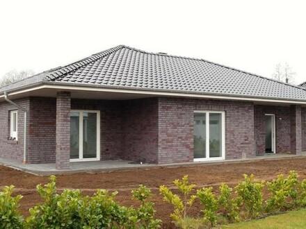 Exklusives Wohnen auf einer Ebene - hochwertiger Neubau-Winkelbungalow in Herzlake