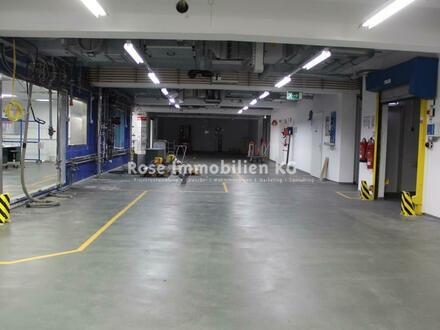 ROSE IMMOBILIEN KG: Vermietung von 4 Lager-Produktionflächen + Werkstatt in Herford!