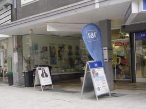Gepflegtes Ladengeschäft in der Mindener Innenstadt