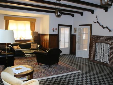 Bremen: Idyllisch gelegene Landhausvilla+Personalhaus, 2.727 m² Parkgrundstück, Citynähe, Obj. 4852