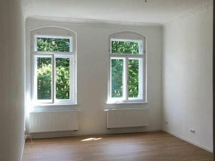 ### Stilechte 4-R Gründerzeitwohnung mit Balkon zum Erstbezug ###