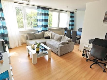 Großzügiges 1-Zimmer-Appartement mit Einbauküche in Coburg, Heimatring