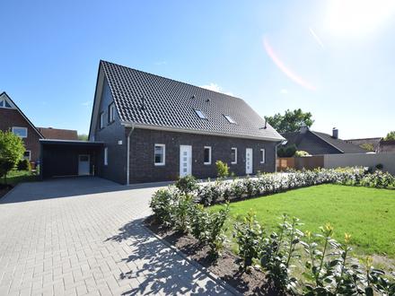 Schöner Wohnen! Hochwertige Doppelhaushälften am Stadtrand von Oldenburg!