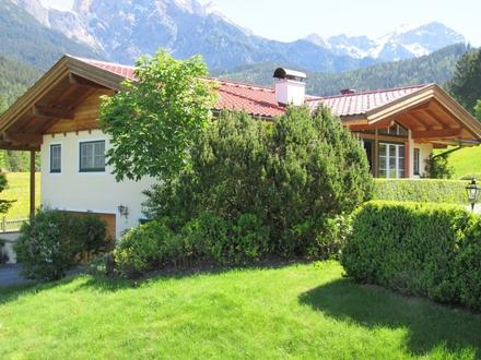 Saalfelden: Traumhafte Landhausvilla