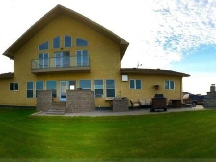 Designerhaus am Lake Winnipeg - Auswandern leicht gemacht