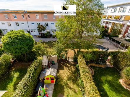 Perfekt für eine Familie: Modernes Reihenmittelhaus mit Garten und Dachterrasse in S-Weilimdorf