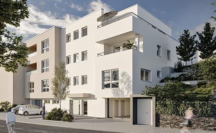 Vermietung: Neubau-Gewerbeeinheit an den Aschaff-Auen!