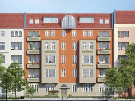Vermietete Altbauwohnung in Neukölln zur Kapitalanlage und Altersvorsorge