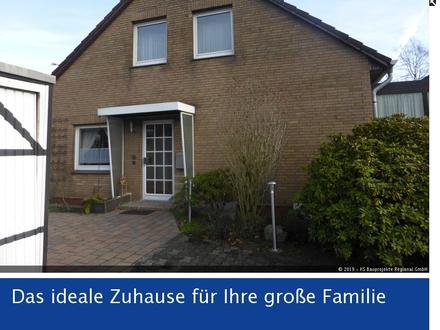 Perfektes Familiendomizil - 7 Zi. ca. 160m² Wfl. - mit ca. 1000m² Grundstück