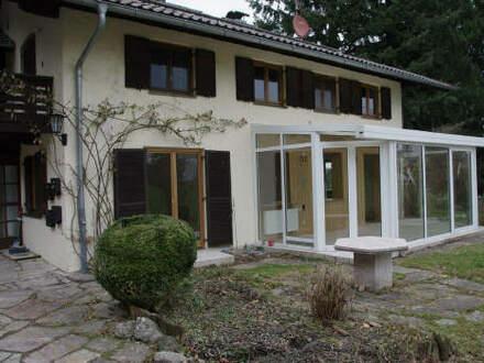 2-Zimmer-Mietwohnung im EG mit Wintergarten