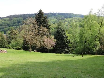 TOP Villen-Grundstück mit herrlichem Blick in exponierter Lage, nur ca. 15 min. von Wiesbaden