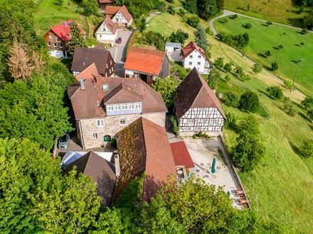Hotel Restaurant Burg Waldenstein