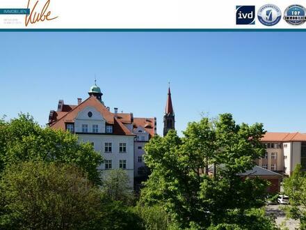 Eintreten, staunen, verlieben! Tolle Maisonette-ETW über den Dächern von Nürnberg mitten in Gostenhof