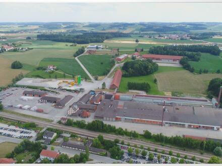 Flexible Lager- und Produktionsflächen ab ca. 150m² (bis ca. 7.000m²) ++Meindl-Gelände Dorfen++