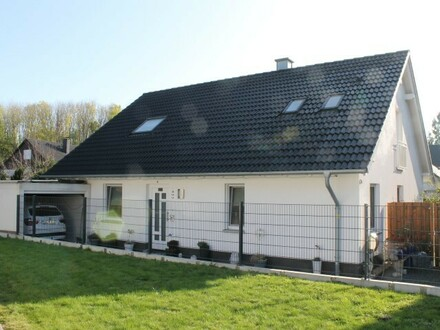 Exklusives freistehendes Ein-/Zweifamilienhaus mit Garage in ruhiger Wohnlage - Bergkamen-Oberaden - Auch Nutzung als Zweigenerationenhaus…