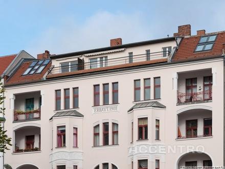 Vermietete Eigentumswohnung für die Altersvorsorge, nahe Volkspark Wilmersdorf