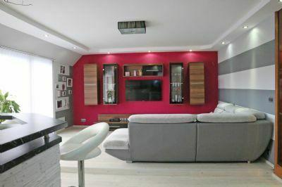 Bremen Osterholz, ruhig sanierte Wohnung mit Doppelgarage, Loggia, Garten, Keller uvm.