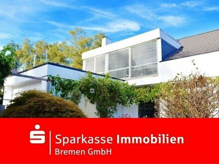 Großzügiges, stilvolles, modernes Architektenhaus in ruhiger Wohnlage von Lilienthal