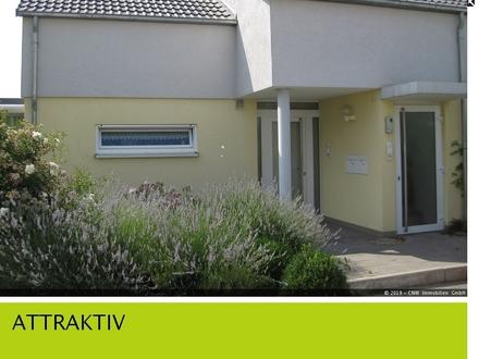 Nieder-Olm - 5 ZKB, Terrasse,Wintergarten und Garten