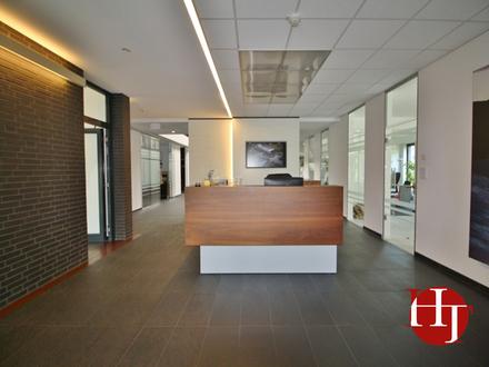 Flexible und moderne Büroflächen in repräsentativem und umweltfreundlichen Bürogebäude!