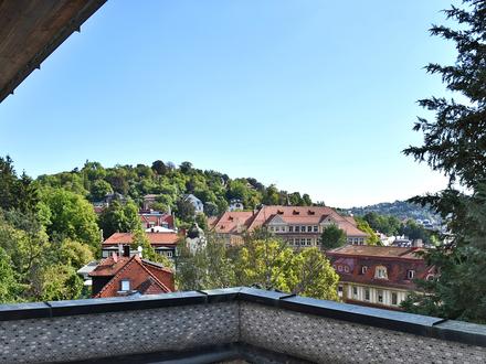 Freistehendes 1- bis 3-Familien-Haus in bevorzugter Halbhöhen-Aussichtslage