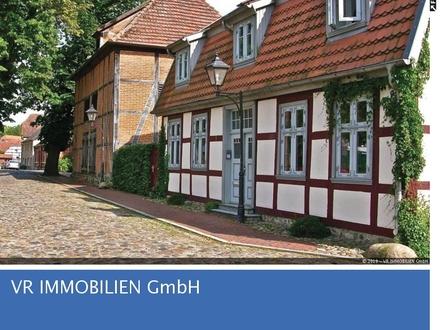 Saniertes Fachwerkhaus in ruhiger Stadtlage von Neustadt-Glewe