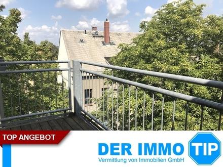 2 Zimmerwohnung mit Balkon und EBK in Bernsdorf zur MIETE