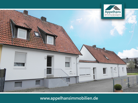 Renditestarkes, gepflegtes Mehrfamilienhaus in Quakenbrück!