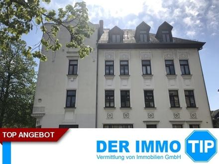 2 Zimmerwohnung mit EBK und Stellplatz in Chemnitz Altendorf zu Miete